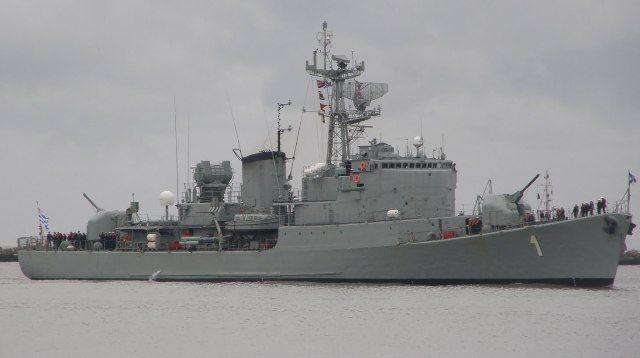 La Armada Uruguaya pidió ayuda a Argentina, Brasil y Sudáfrica durante naufragio de mercante coreano-noticia defensa.com