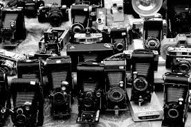 Vintage Camers, for the instagram wall.