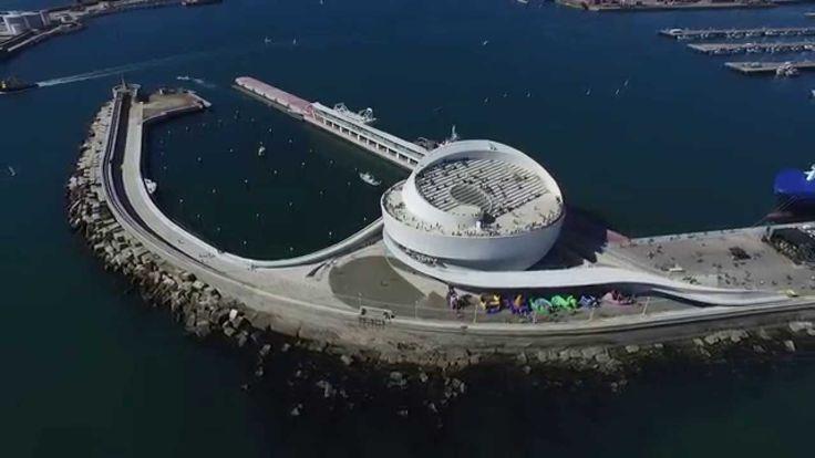 Terminal de Leixoes, en Oporto, todo un concepto de belleza e ingeniería - https://www.absolutcruceros.com/terminal-leixoes-oporto-belleza-ingenieria/