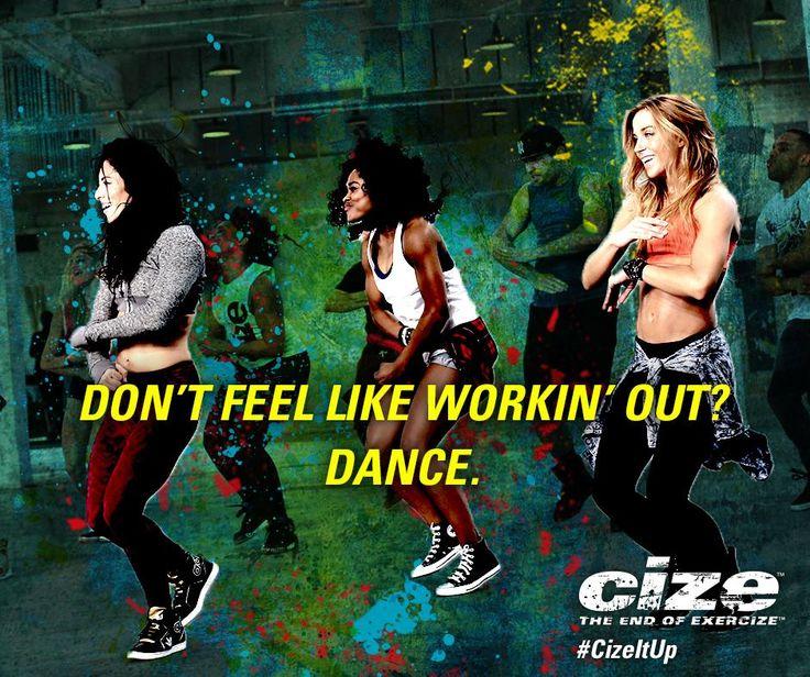 CIZE – Shaun T's New Workout 4 Week Dance Program