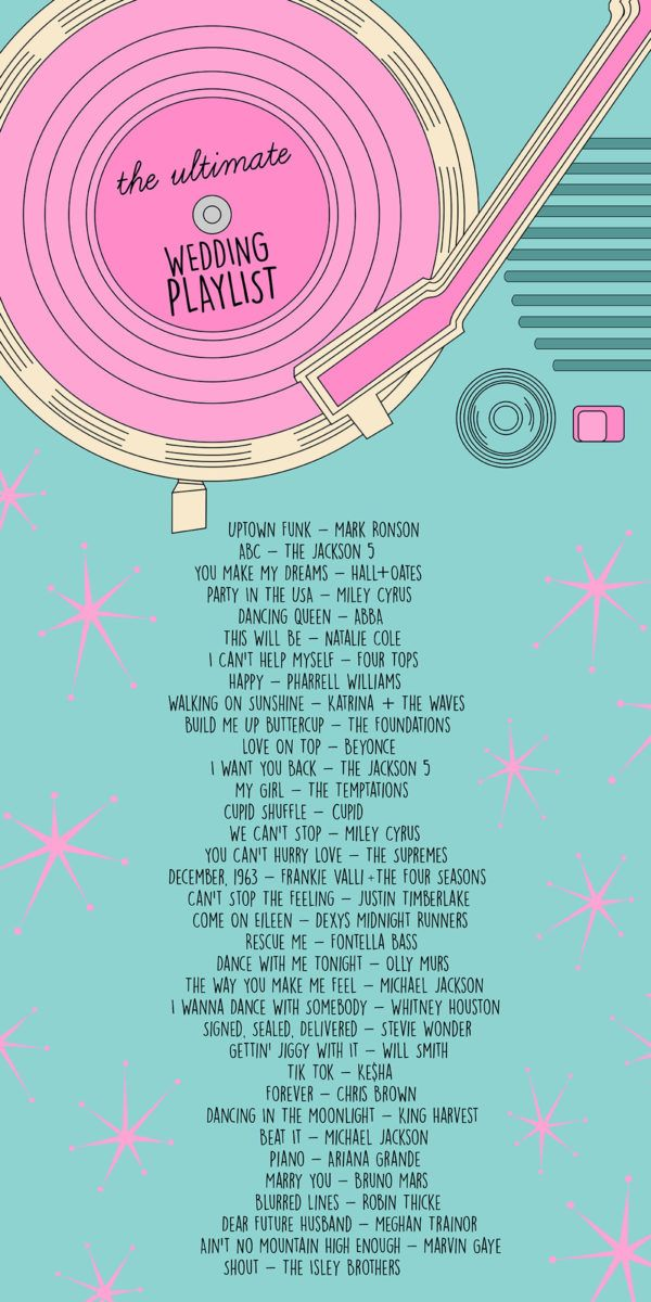Best 25 Wedding Playlist Ideas On Pinterest