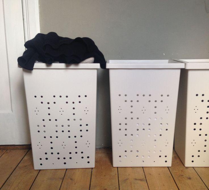 M s de 25 ideas incre bles sobre diy laundry bins en pinterest cesta de lavadero haus y diy - Lavadero easy ...