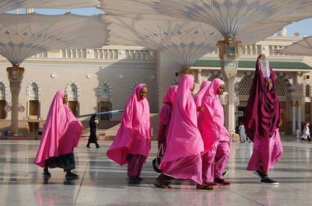 Pink Ladies Photo by Yousuf Zafar - 2016 National Geographic Travel Photographer…