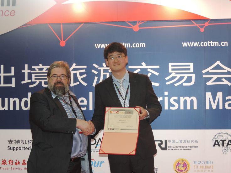 Congratulations to Tallink Silja Line 塔林客诗丽雅游轮公司 for winning the bronze CTW Award in Overall Performance!