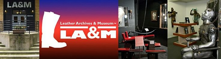 The Leather Archives & Museum, located in Chicago. Great place to learn about the the subculture of leather/BDSM. Amazing library too!