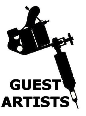 Update - Guest Artist Alex Caligari
