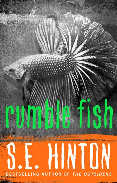 17 best images about rumble fish on pinterest the for Rumble fish novel