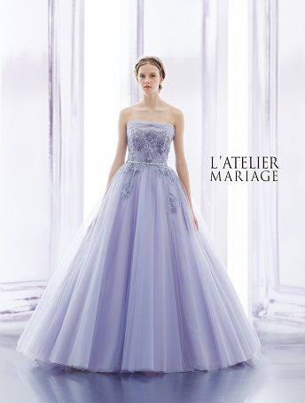 色あせない美しさ♡王道クラシックを極めたラトリエマリアージュのドレスが可愛すぎ♡にて紹介している画像