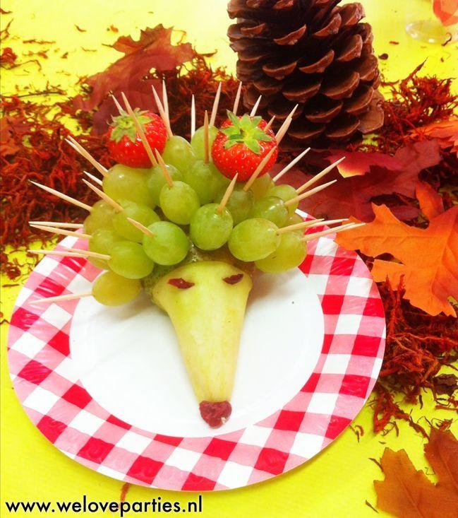 Traktaties met fruit Archieven - Gezondtrakteren
