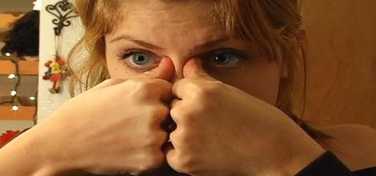 Clear Your Stuffy Sinuses in Seconds Using Nothing but Pressure « Home Remedies