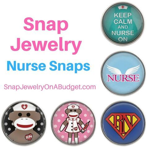 18mm/20mm nurse snaps for snap jewelry, $2.00. Adding new snaps to my website, weekly. Sign up for my emails and get password access to all new items just posted and coupon codes to save on your order. www.SnapJewelryOnABudget.com https://www.facebook.com/groups/SnapJewelryOnaBudget/ 1000s of snaps and jewelry bases to choose from.