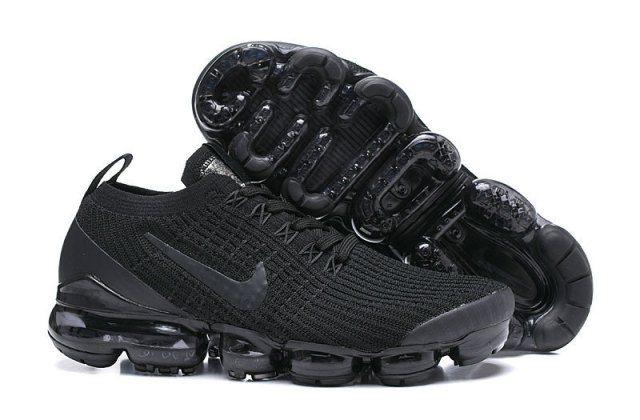 Nike Air Vapormax Flyknit 2019 Anthracite Black Men's