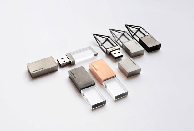 Empty Memory: Beautiful and Clever Flash Drives | Design.org