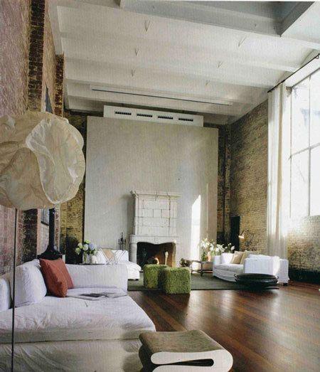 Case da sogno: il loft con piscina di Marcus Nispel a SoHo, New York City | Arredare casa