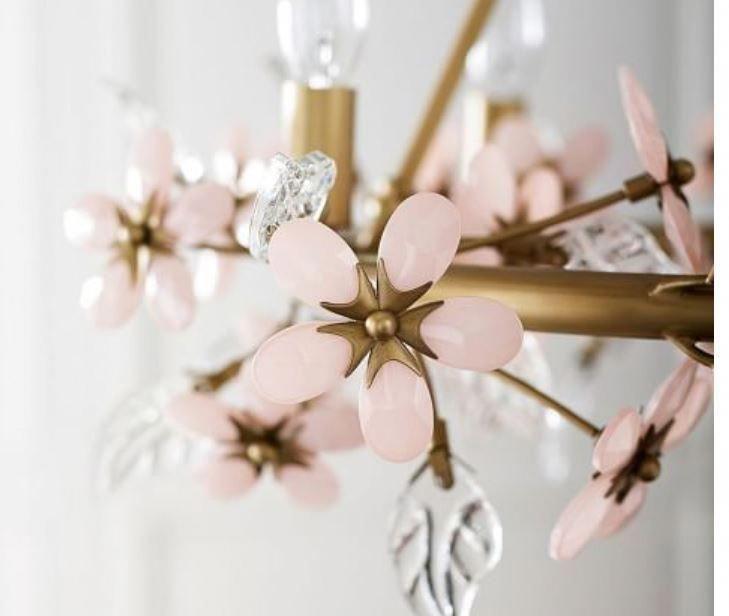 Grace Flower Lamp