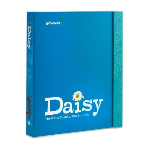 Daisy Book from the Girl Scout Shop! Girl Scouting has never been more exciting than with this new program resource. Girls and Volunteers will love the fun, eye-opening activities and the all-in-one badge book and handbook format. Beautifully designed, these binders are divided into three sections: handbook, badge and my Girl Scouts.