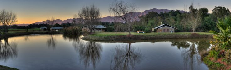 AfriCamps Glamping at Kam'Bati, South Africa is a nature lovers' paradise and the perfect getaway for the adventurous family. There are canoeing, mountain biking and fishing facilities and there is a swimming pool for the children, while the picturesque town of Swellendam in South Africa is only a short drive away.