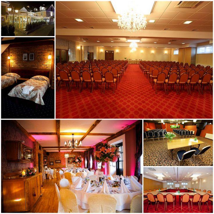 Hotel u Pietrzaków*** http://www.konferencje.pl/obiekty/obiekt,1586,hotel-u-pietrzakow.html #salekonferencyjne, #konferencjepolska, #konferencjewarszawa, #konferencjezielonka