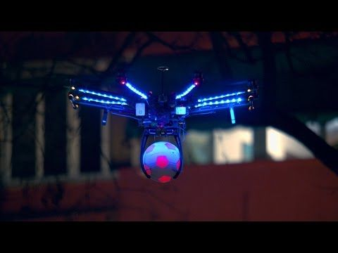 Drone Football – Fubiz Media