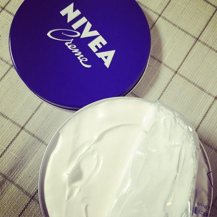 ニベア青缶シュガースクラブ