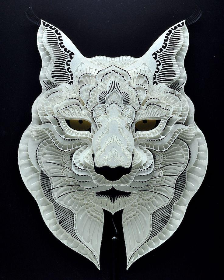 Best 25+ Paper cut out art ideas on Pinterest | Paper cut outs ...