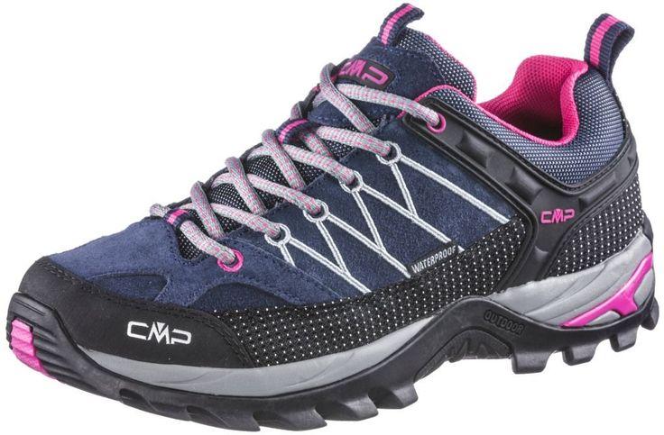 #CMP #Rigel #Low #Wanderschuhe #Damen #dunkelblau/pink