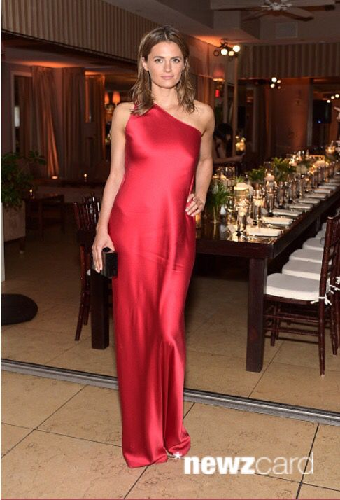 Stana Katic at the Annual Elle Night 2015!!!!