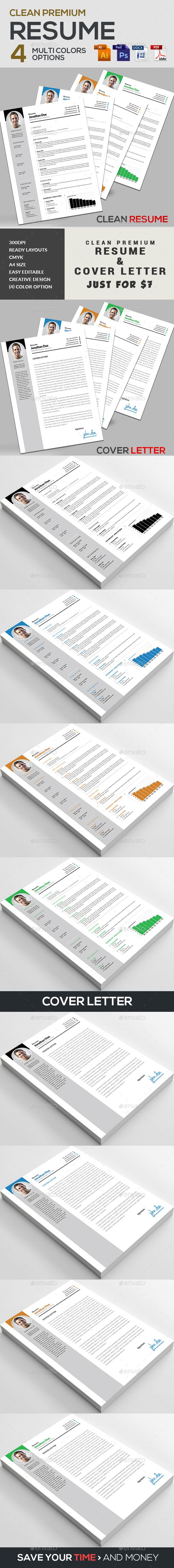 Clean Resume Download%0A Resume CV