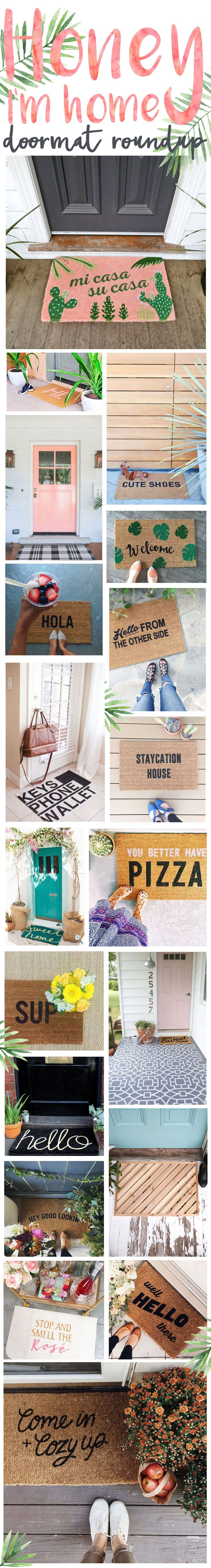 | Mi Casa Su Casa | DIY Hi. | Cute Shoes | Plaid | Welcome Fronds | Hola | Hello from the Other Side | Keys Phone Wallet | Staycation House | Sweet Home |