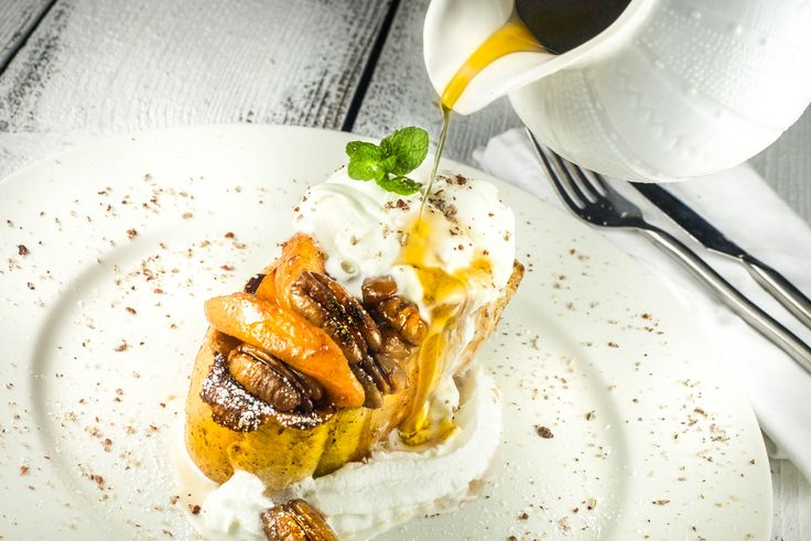 Try my recipe for Pain Perdu - the Cajun version of French toast.  Get the recipe at Acadiana Table.
