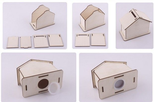 19 best flat pack charity boxes images on pinterest for 4 compartment piggy bank