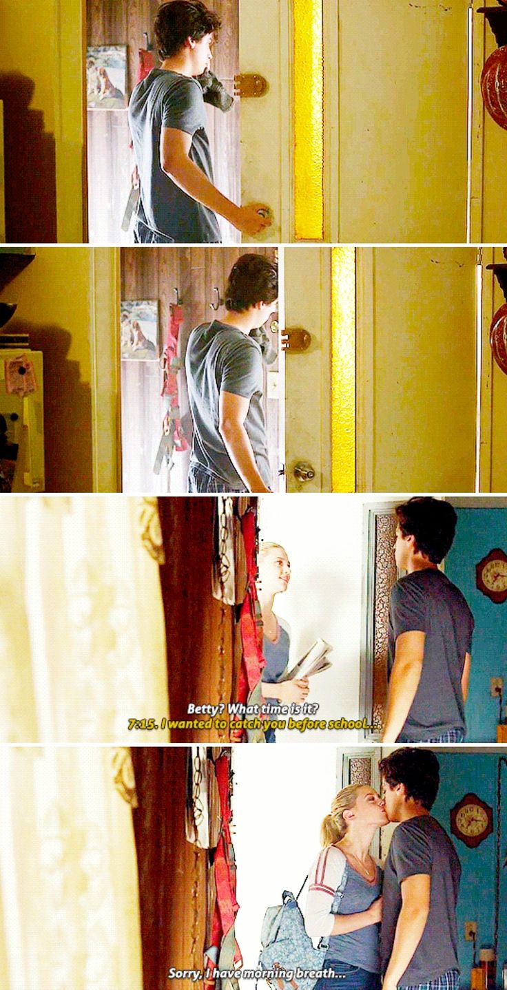 Riverdale 2x04 - bughead