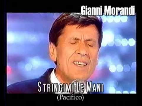 Gianni Morandi - Stringimi le mani
