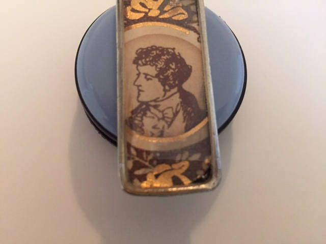Mr Darcy Charm by CarikubeCafe on Etsy
