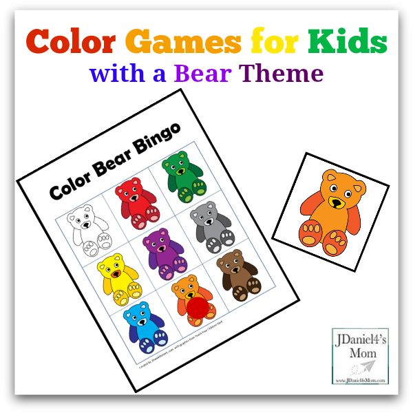 find this pin and more on color activities for kids - Colour Games For Preschool