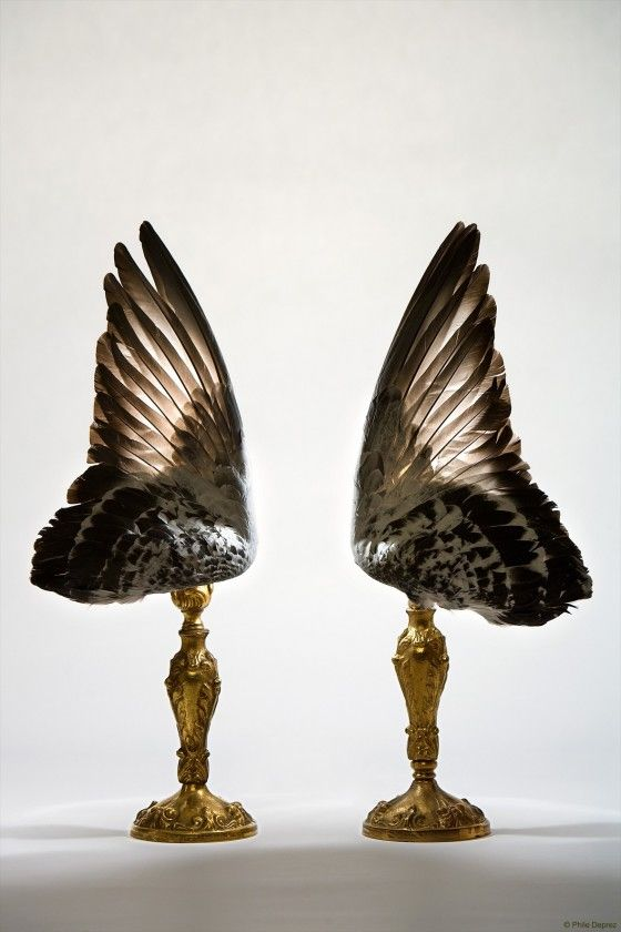 Nora de Rudder's Wing Table Lamp