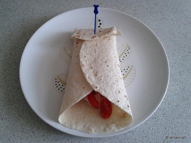 Para hacer un almuerzo o una cena ligero/a cuando el hambre ataca.