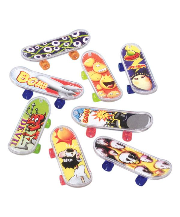 Look at this Jumbo Finger Skateboard - Set of 24 on #zulily today!