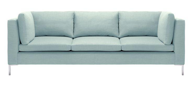 Tom Foolery, pastel, pastel sofa, duck egg blue, Sofa Workshop