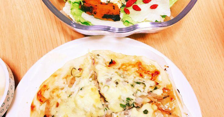 簡単☆手作りピザ生地♪ by あんな☆ぽん 【クックパッド】 簡単おいしいみんなのレシピが279万品