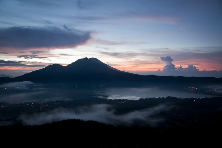 Mt. Batur. Get a guide. Start at night, wait for the sunrise. You'll never forget it!