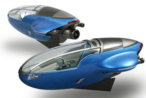 Aqua Submersible Watercraft