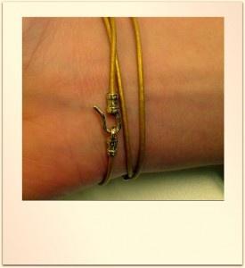 #Gold #DIY #bracelet #closing