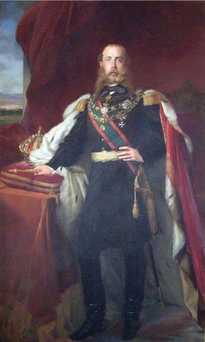 Fernando Maximiliano José María de Habsburgo-Lorena (1832 -1867),   Emperador deMEXICO.