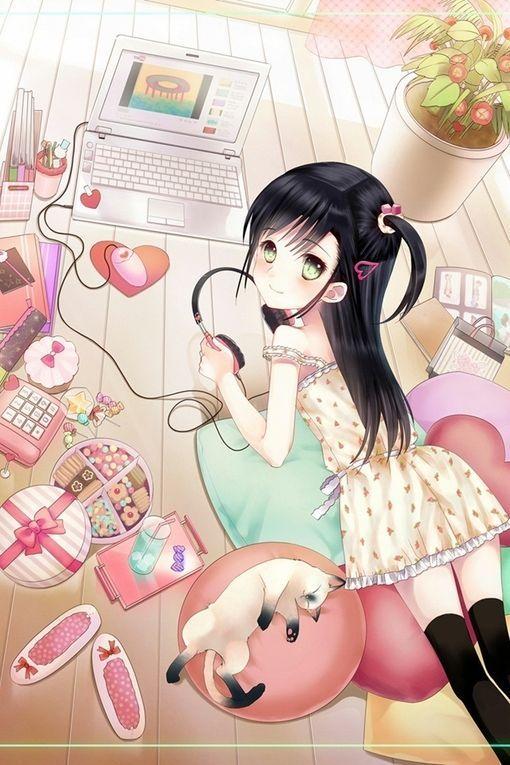 Online dating avatar