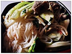 Ever had great food at a hospital? That is a rare event. Well now you can. There is a delicious Thai Restaurant, Siam Noodle Bar, at a restaurant in Salt Lake City