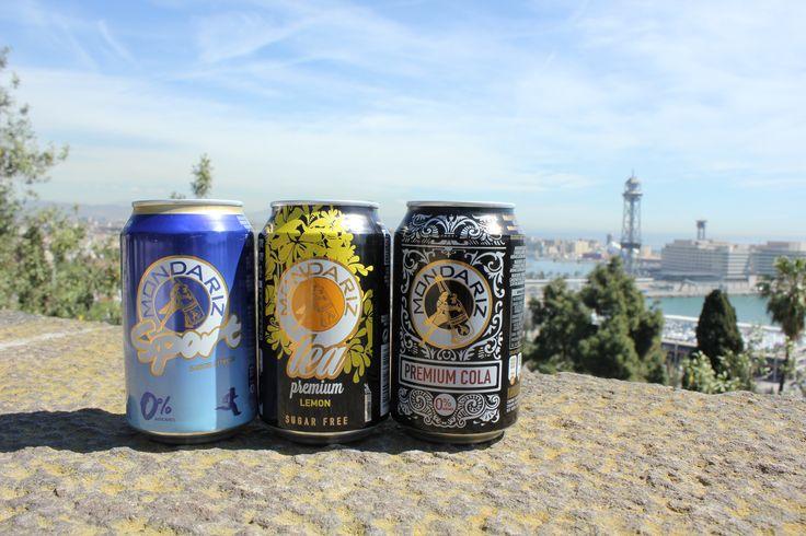 Los nuevos sabores de Aguas de Mondariz, saludables y sin azúcar  Sport, Té y Premium Cola