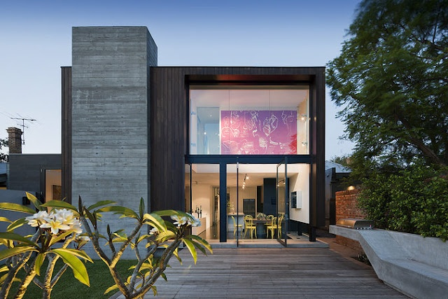 Nixon Tulloch Fortey Architecture: South Yarra, Tulloch Fortey, Yarra Resident, Interiors Design, Nixon Tulloch, Modern Houses, Colors Interiors, Victorian Houses, Houses Exterior