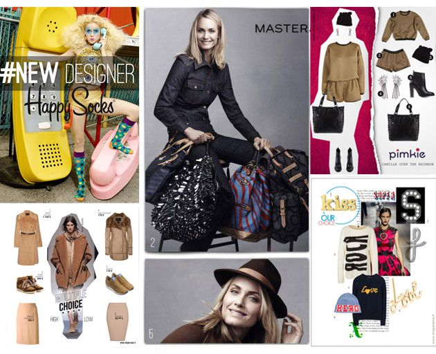 www.shoporama.it shop online #master & muse #pimkie #camille over the rainbow #max mara #amber valletta #lettering fashion