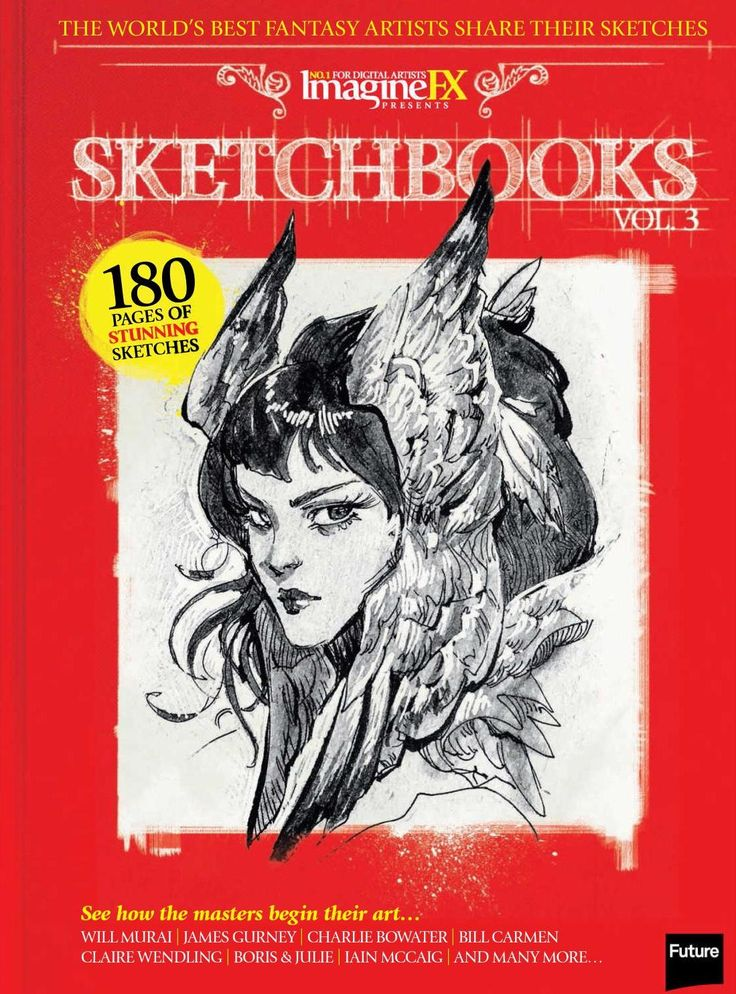 #ClippedOnIssuu from Sketchbooks vol 3 2016 uk